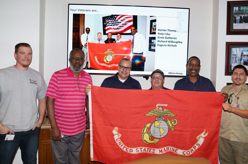 The Marvin Group USMC Veterans