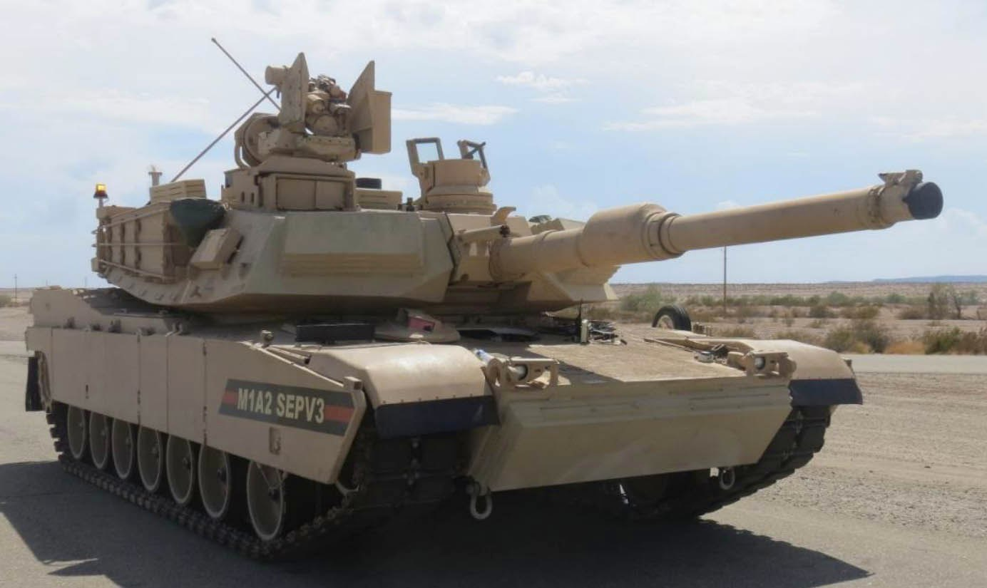 Support for M1A2 Abrams Modernization with APU including in
