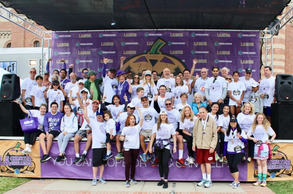 Marvin's Marvels 2017 Team to fight pancreatic cancer