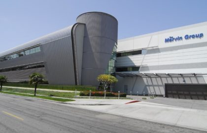 Marvin Group Headquarters, Inglewood, California
