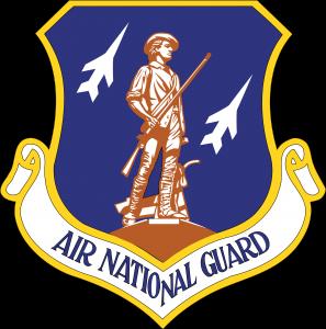 U.S. Air National Guard (ANG) Logo