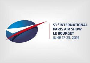 Paris Air Show 2019 graphic